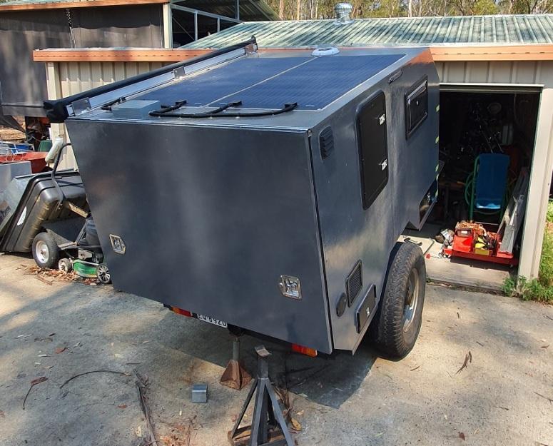 camper solar